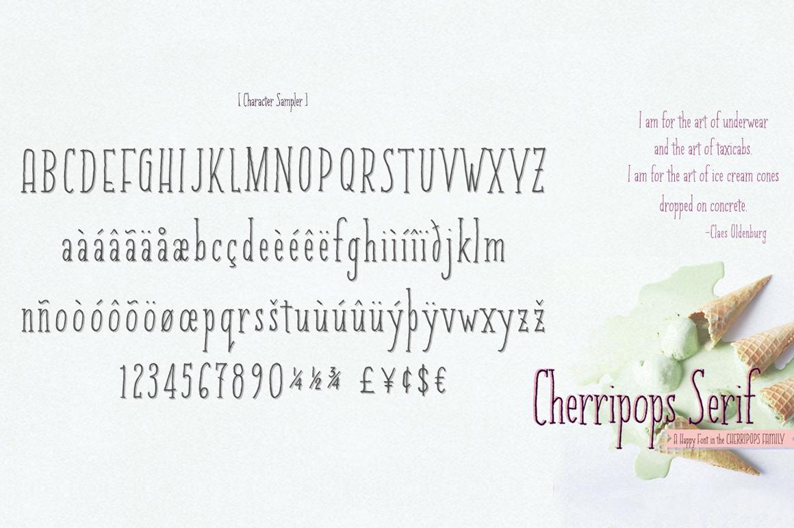 Cherripops Family - 20 pack example image 22
