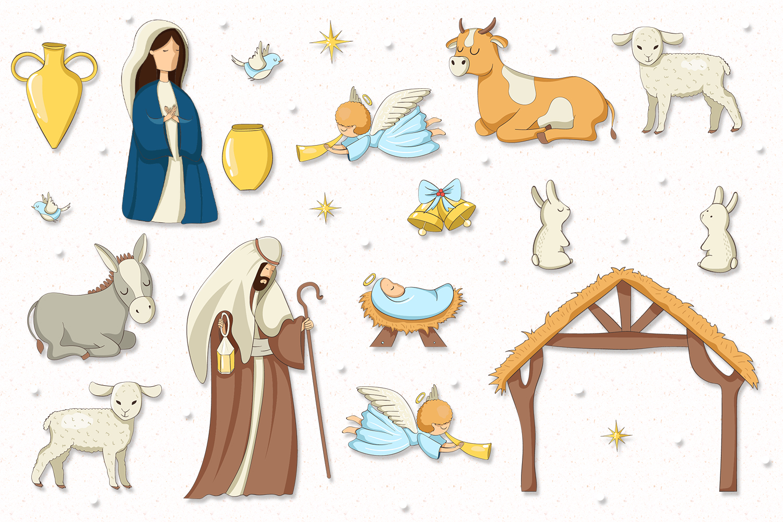 Nativity example image 2