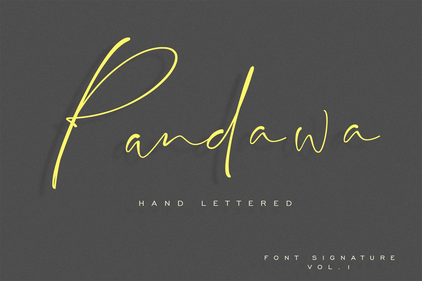 Pandawa Script example image 1