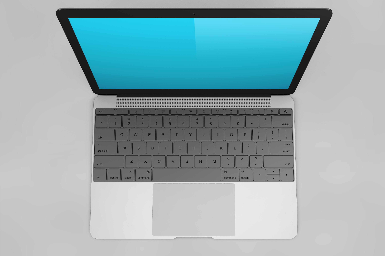 MacBook MockUp example image 11
