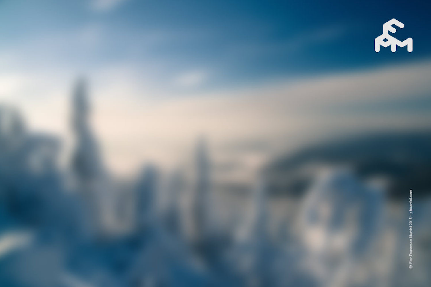 20 Winter Blurred Backgrounds example image 3