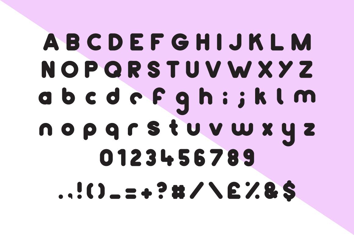 Samson Typeface  example image 4