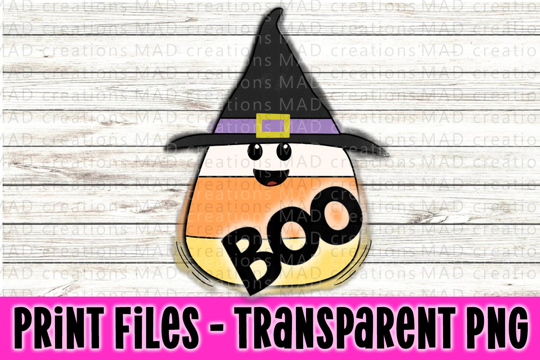 4 PNG Halloween Bundle - Print File example image 2