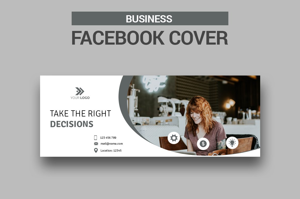 Business - Facebook Covers example image 2
