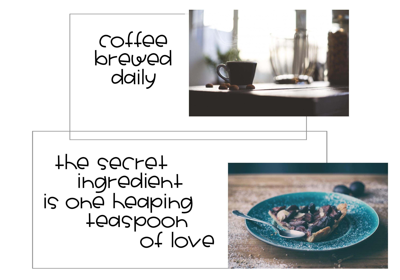 One Teaspoon - Handwritten Font example image 5