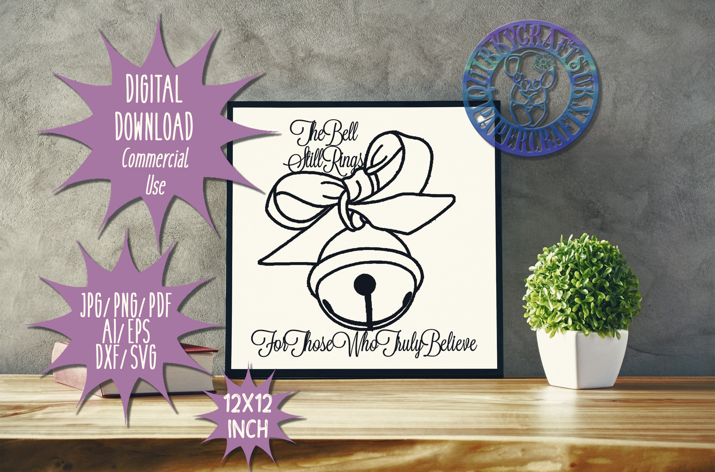 60 brand new ADVENT Templates jpg/png/ai/dxf/svg example image 14