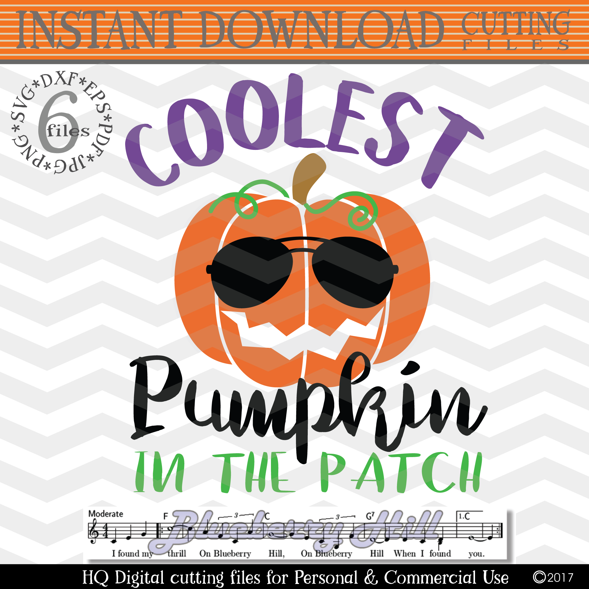 Pumpkin Patch svg - Halloween Pumpkin svg cutting files example image 1