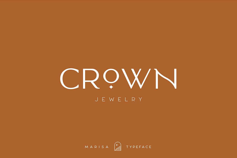 Classy Marisa - Elegant Fashion Stylish Typeface example image 17