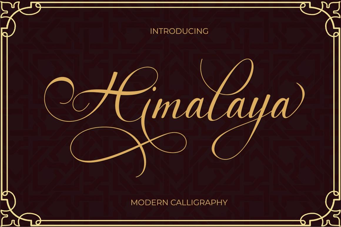 Himalaya script example image 1