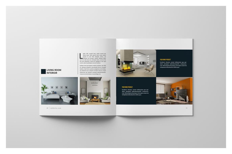 Square Brochure Catalog example image 3