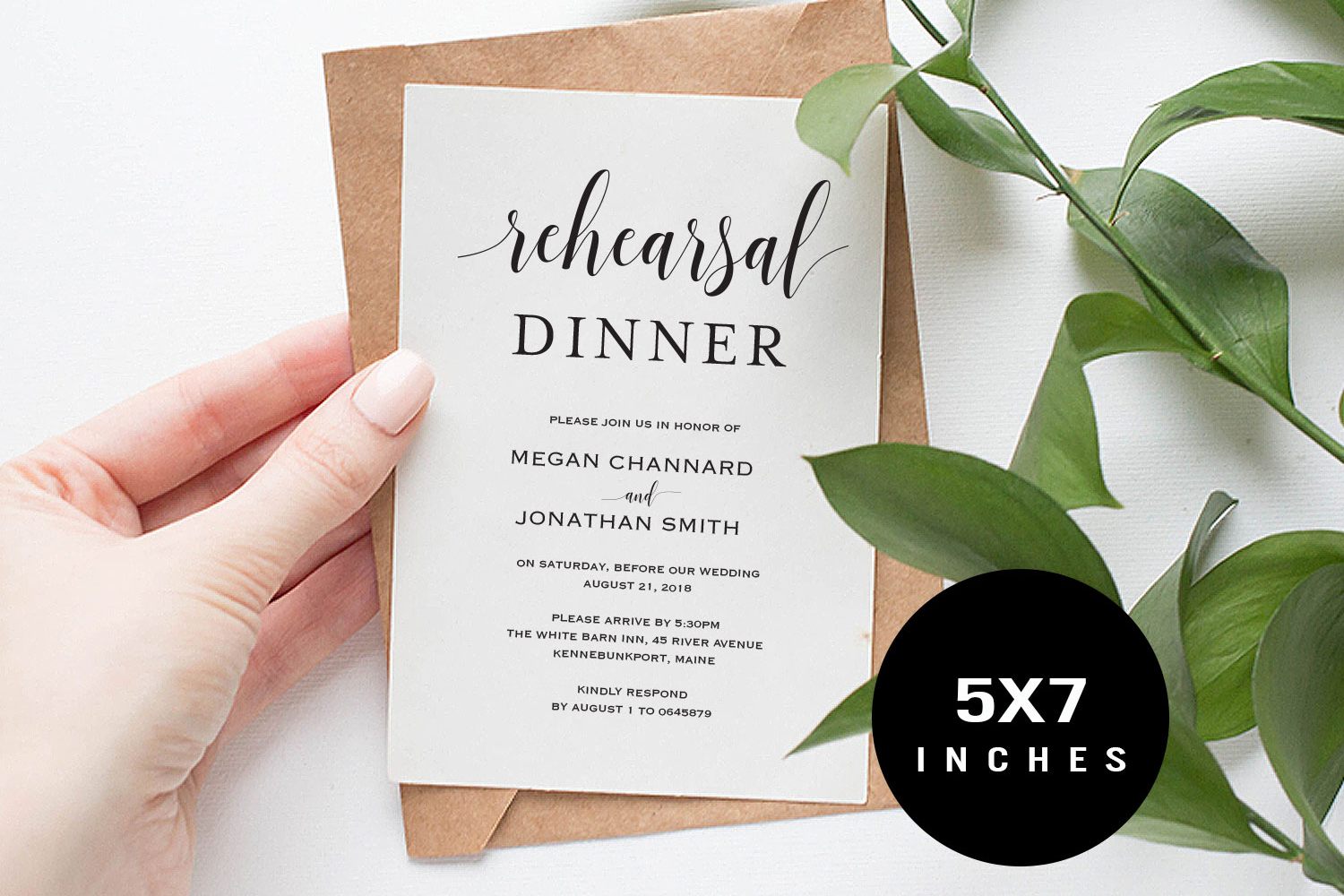Rehearsal Dinner example image 1