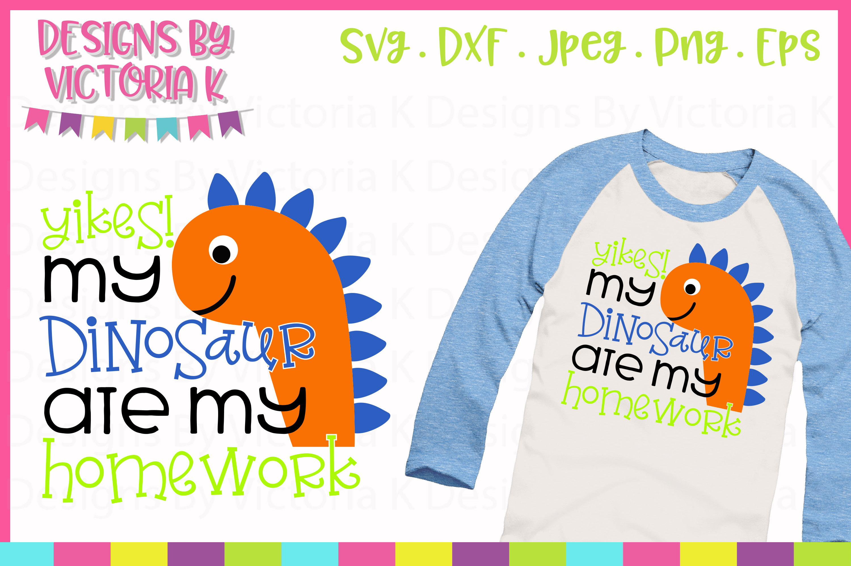 Back to school Bundle, 40 School designs, SVG, DXF, EPS example image 6