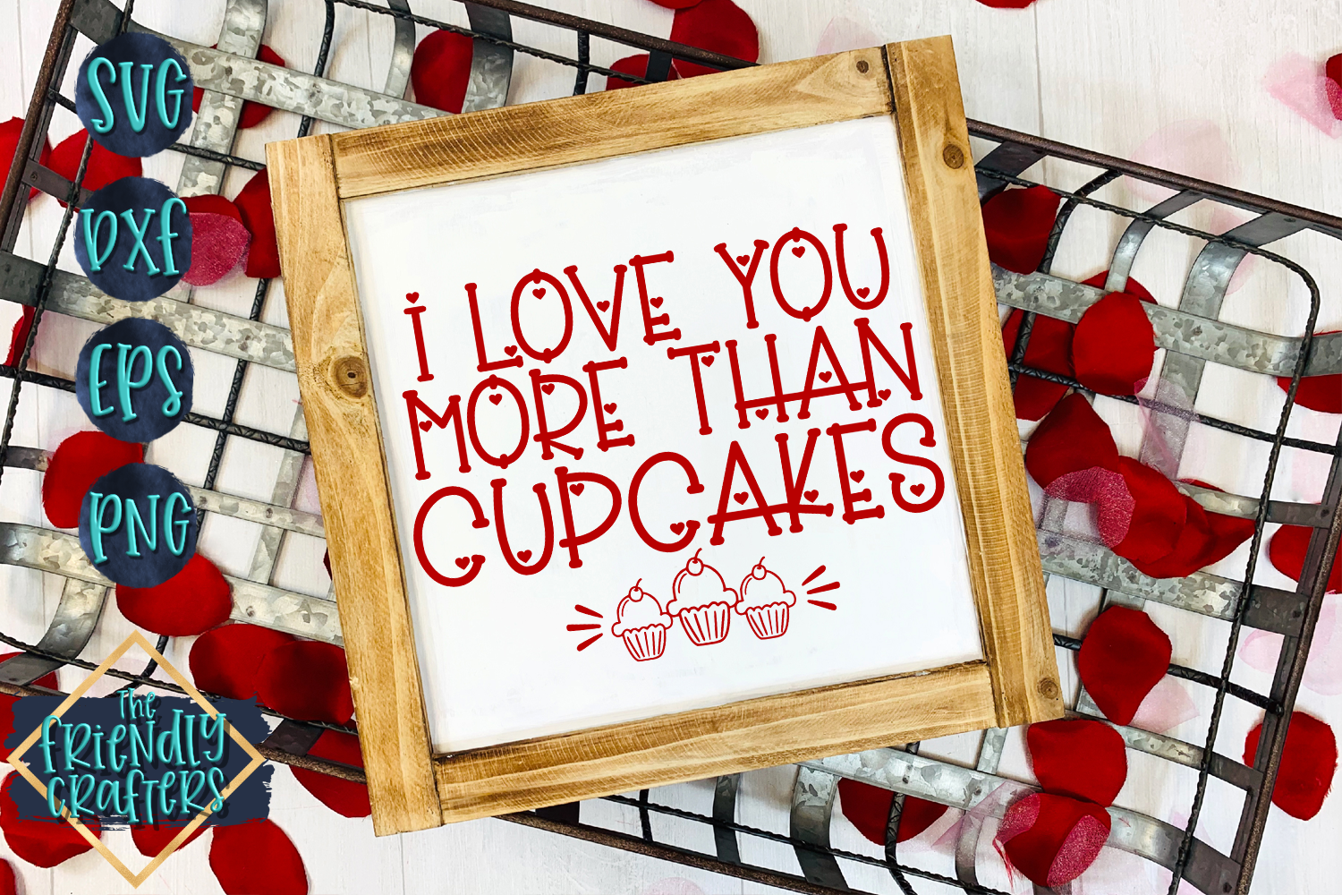 I Love You More Than Cupcakes example image 4