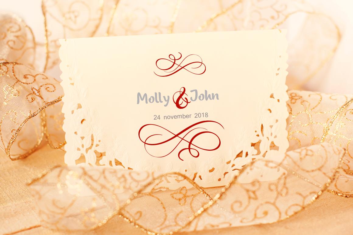 Advertis Ornament Flourish Font example image 4