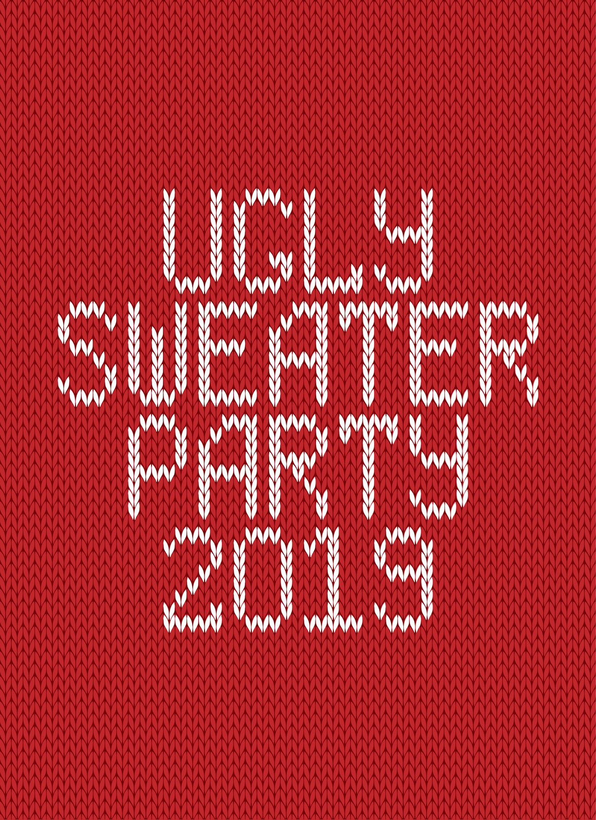Christmas Knitted Font Ol Version 2.0 example image 6