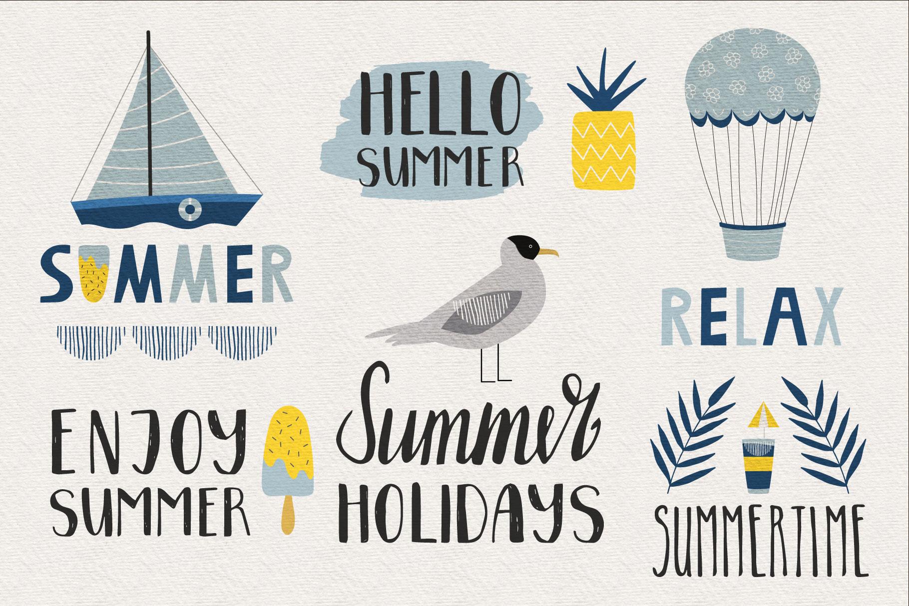 Hello Summer example image 9