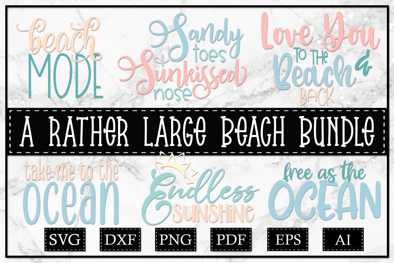 A Rather Large Bundle - Beach Edition PLUS DOODLES! example image 8