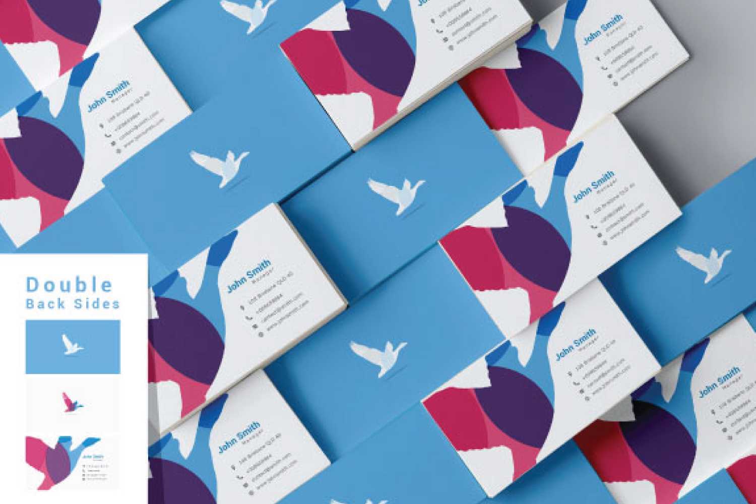 4 Business Card Designs example image 4