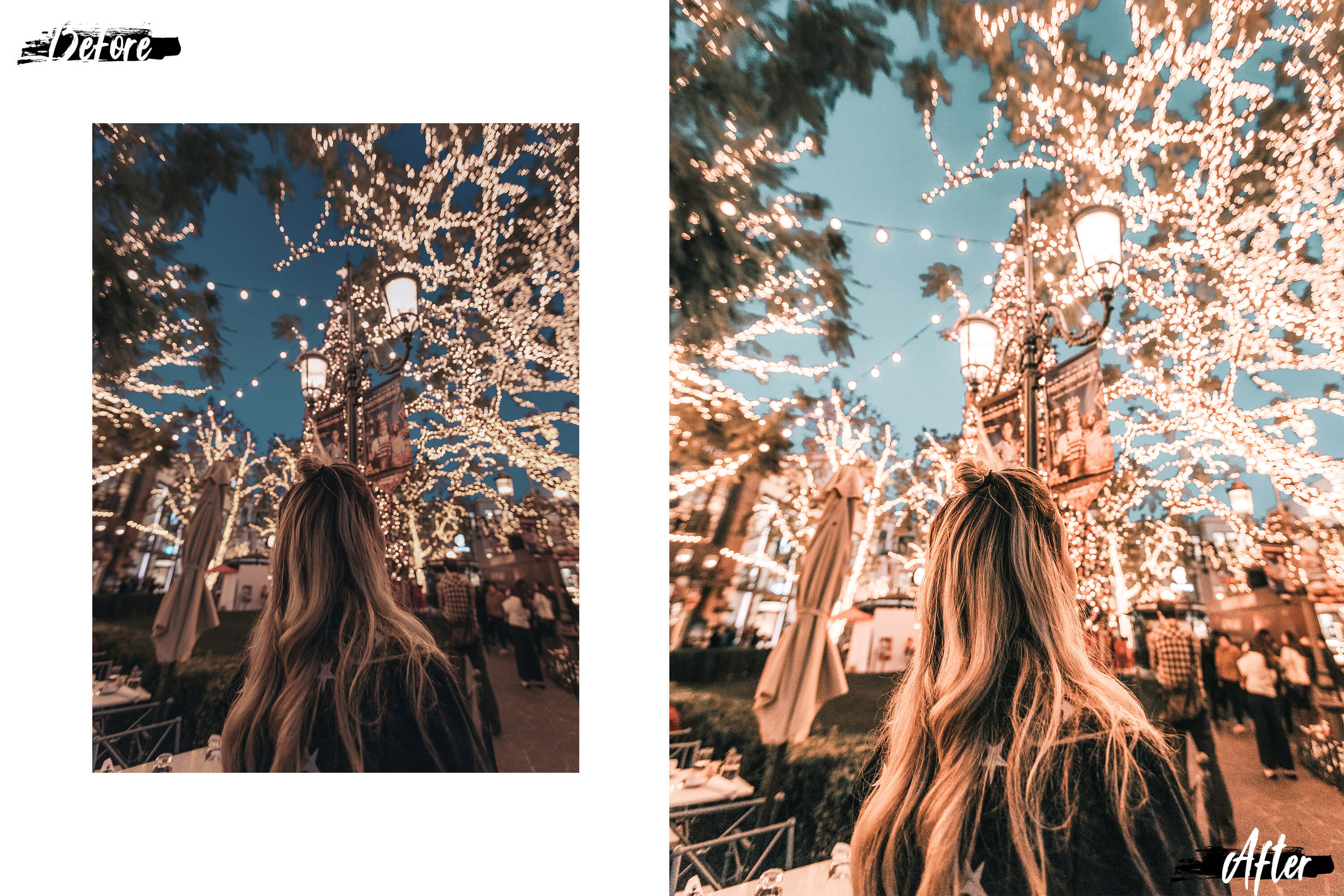 05 Christmas Eve Photoshop Actions, ACR and LUT presets example image 10