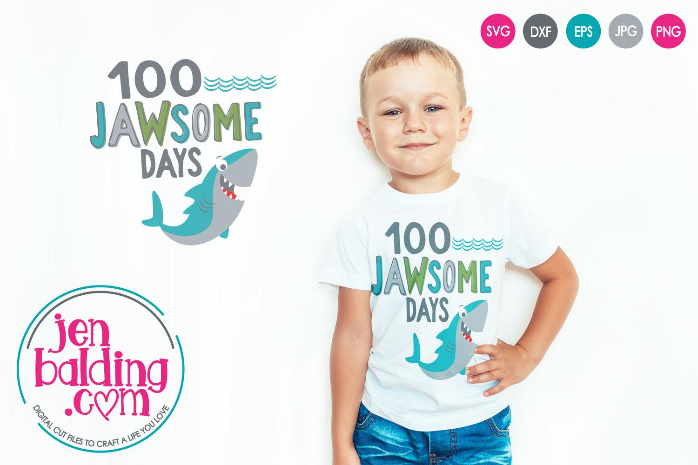 100 Days SVG Bundle example image 5