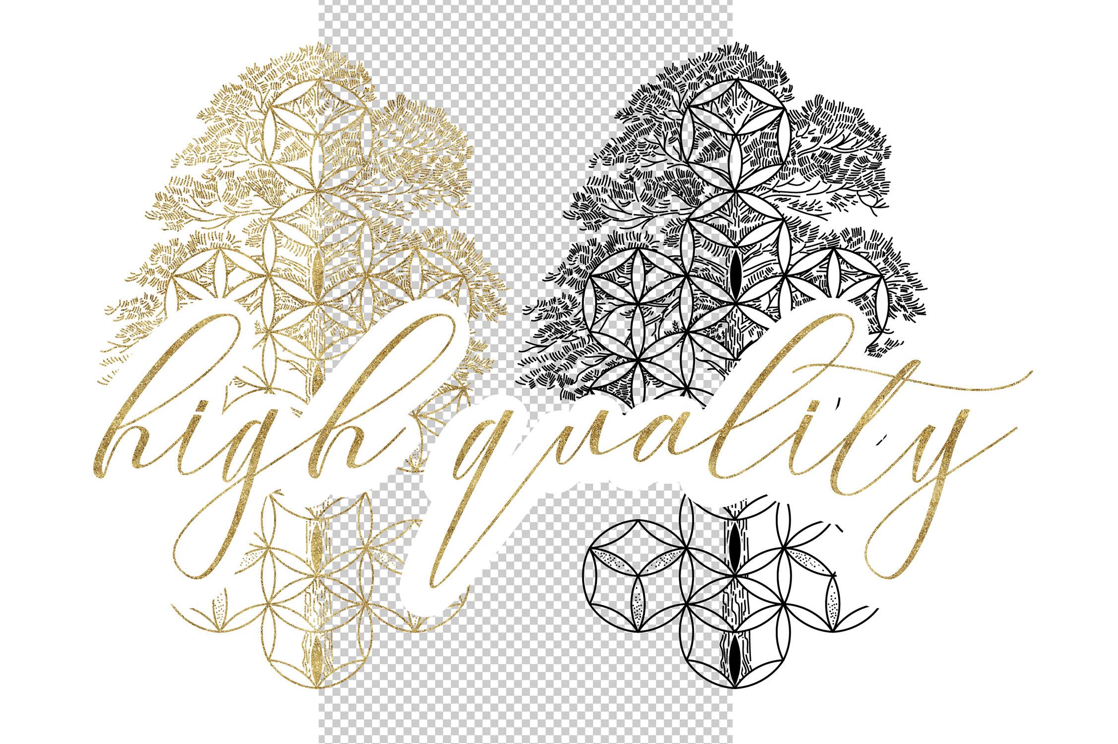 Tree of Life. SVG|PNG|Ai|JPEG example image 2