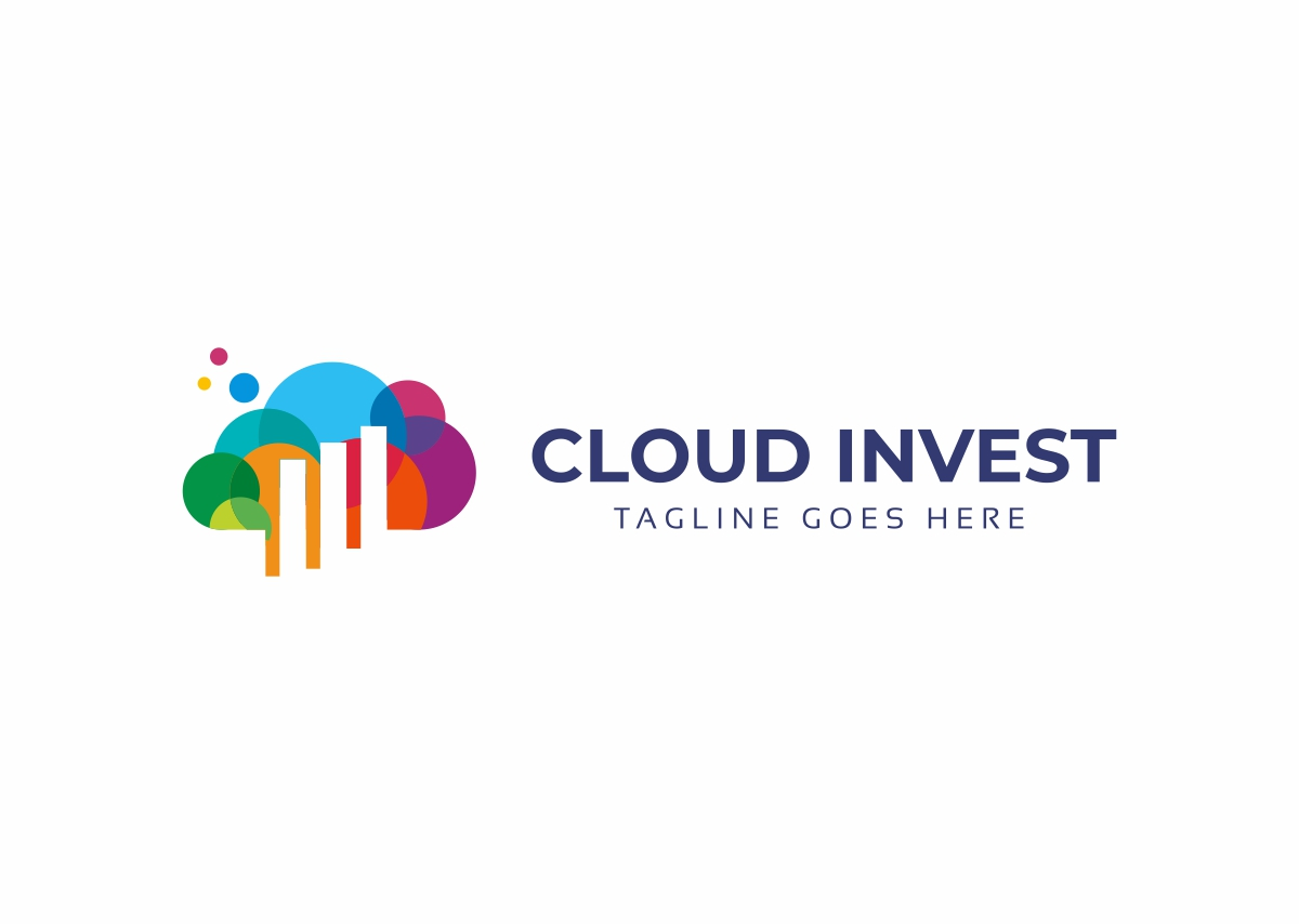 Cloud Invest Logo example image 3
