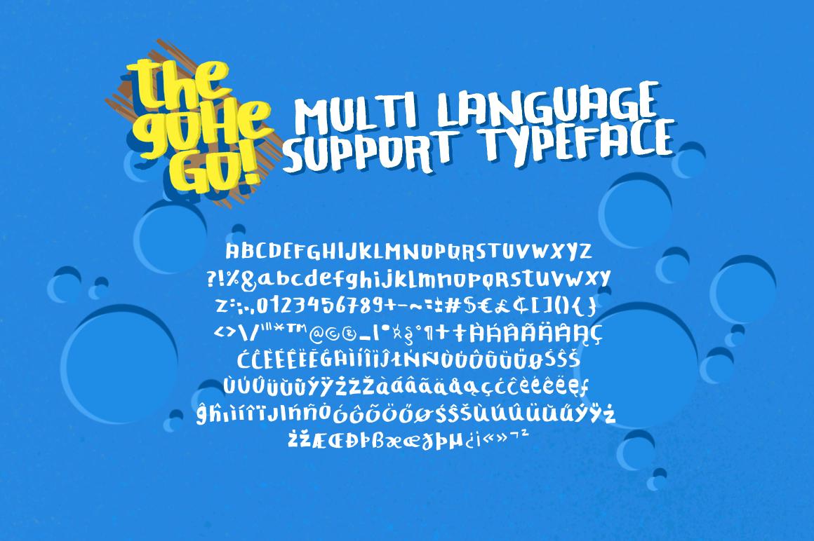 The Gohe Go! example image 3