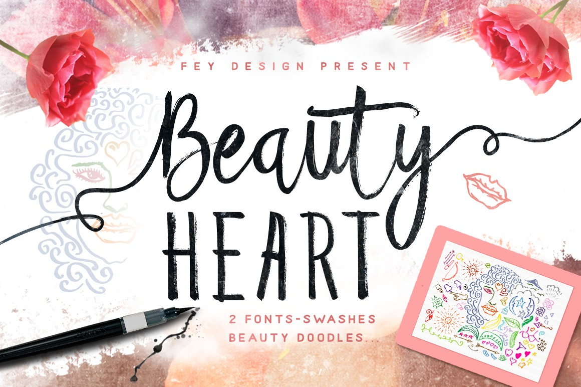 Beauty Heart example image 1