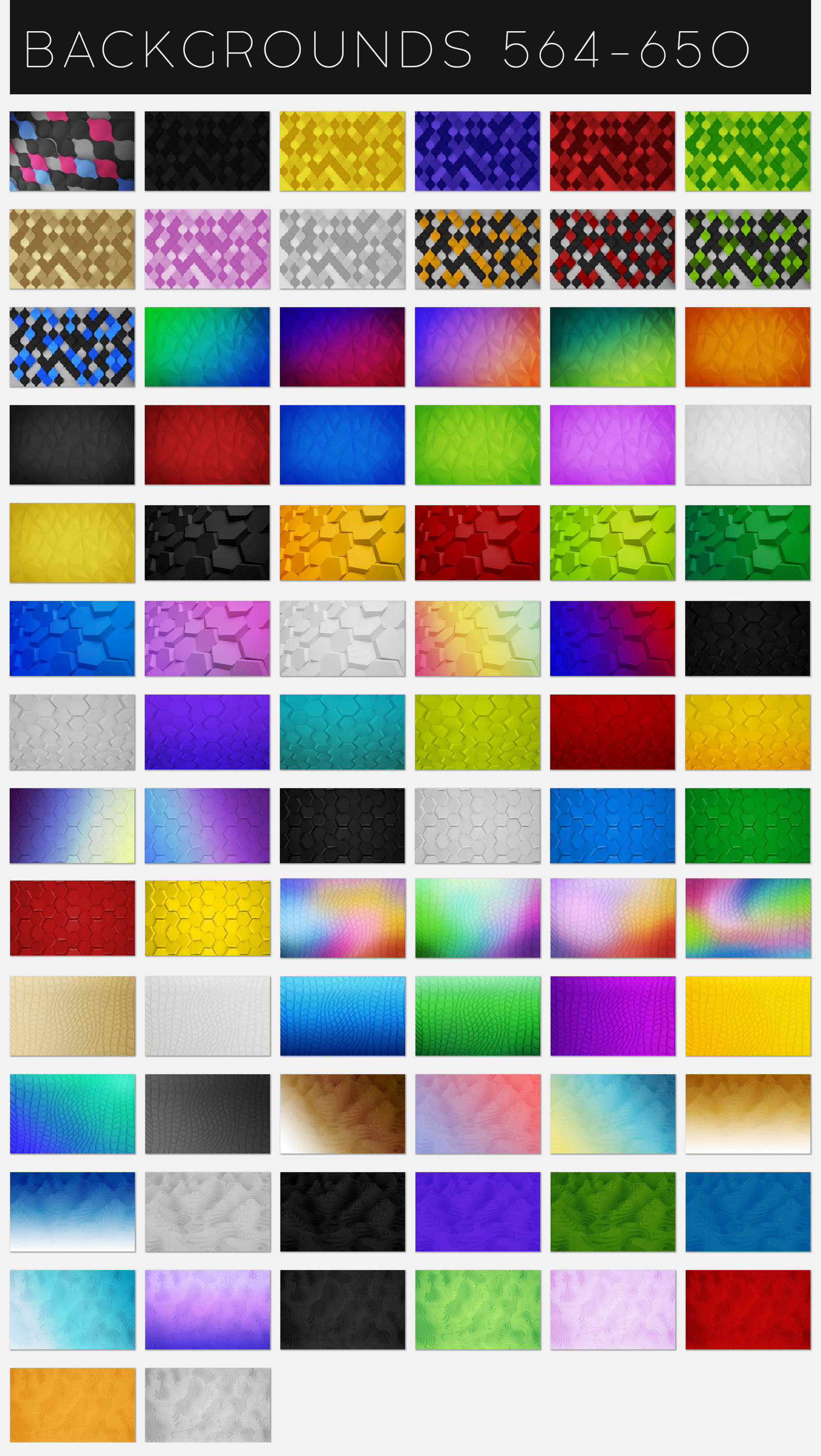 Abstract Backgrounds Volume 1 example image 16