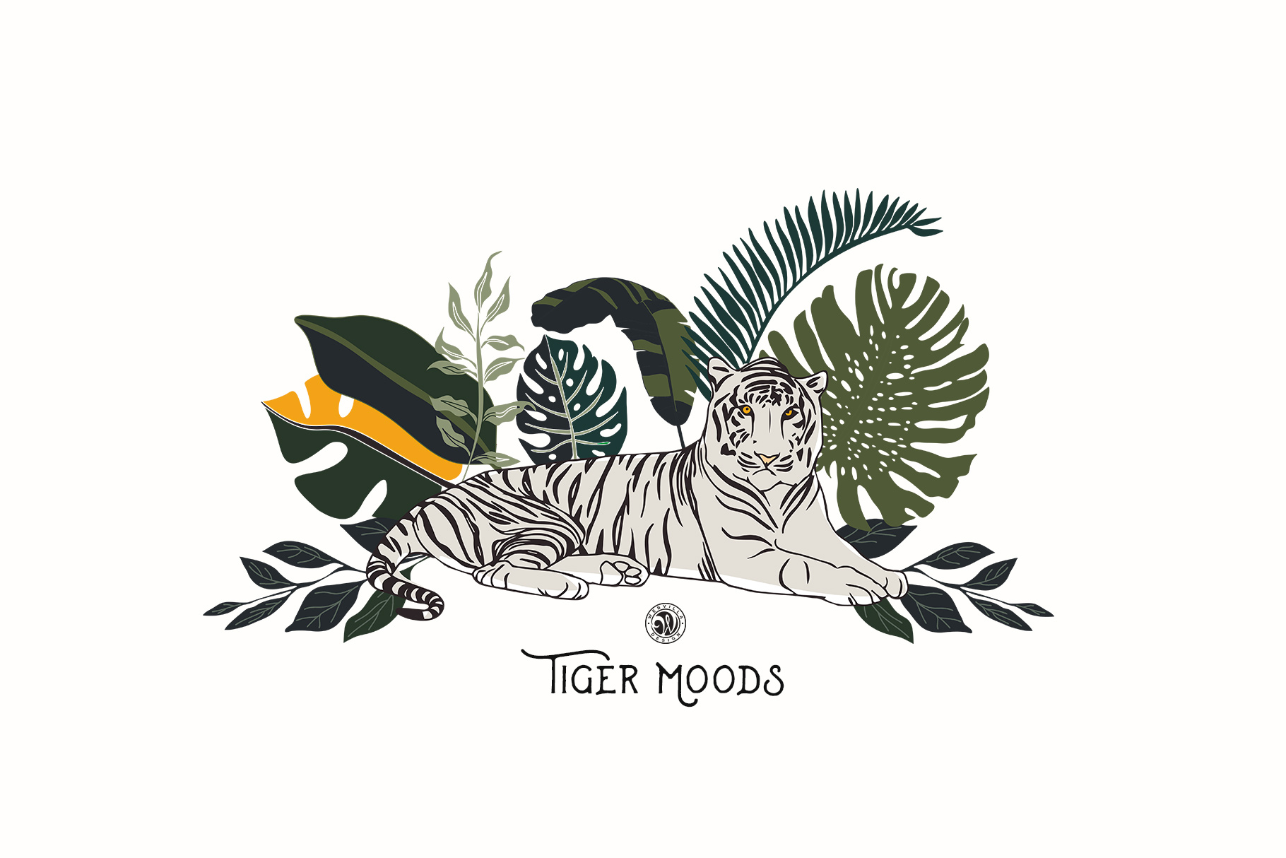 Tiger Moods example image 6