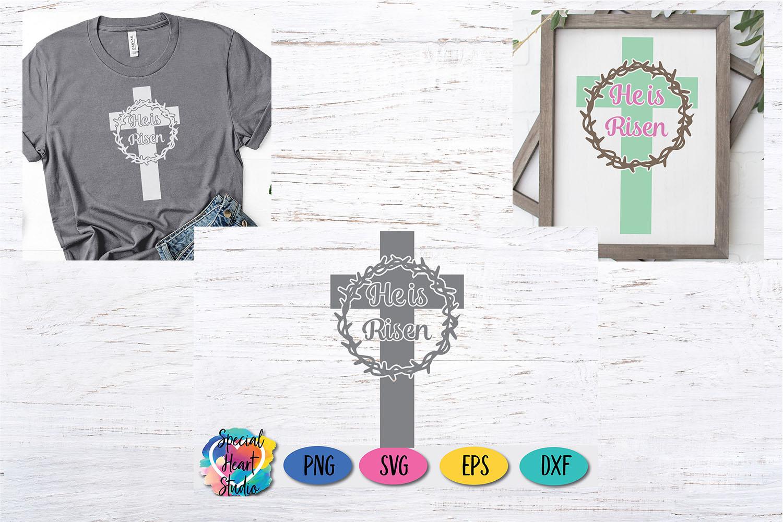 Easter Bundle - A bundle of Easter cut SVG files example image 8