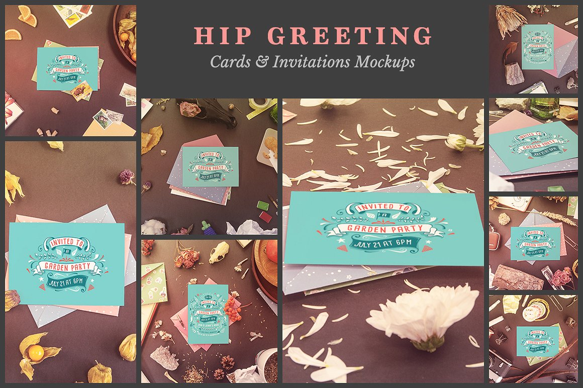 The Hip Greeting Cards & Invitations example image 1