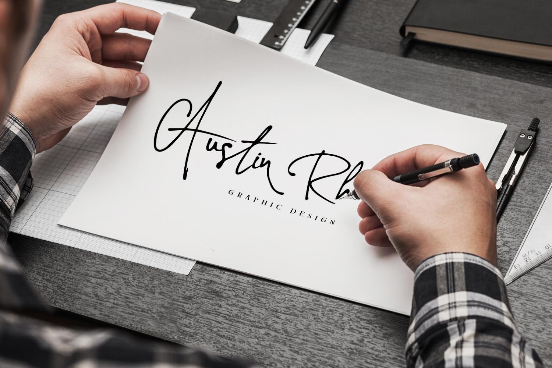 Concetta Kalvani // Signature & Serif example image 5