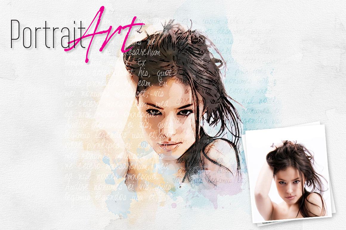 Portrait Art example image 8