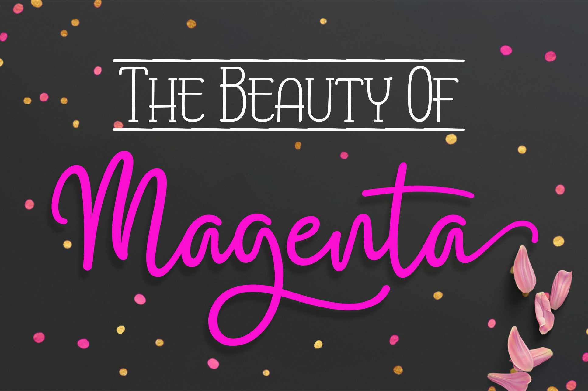 Magenta example image 2