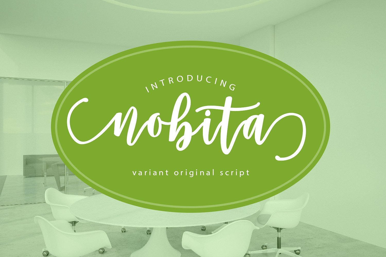 Nobita Script example image 1