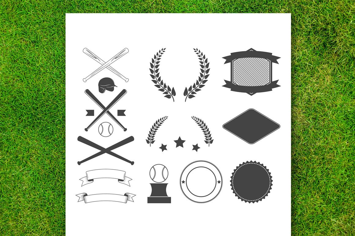 Baseball Badge Collection example image 3