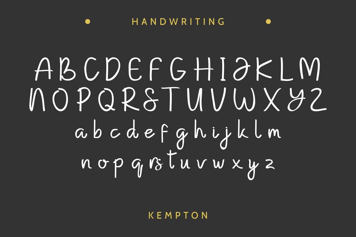 Kempton example image 7