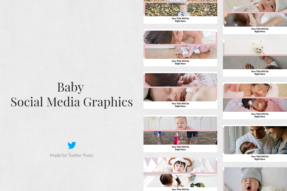 Baby Twitter Posts example image 1