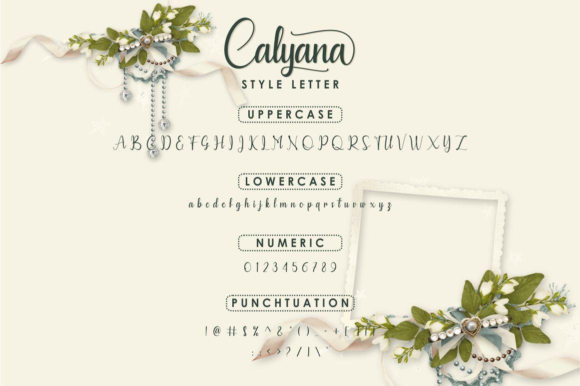 Calyana example image 7