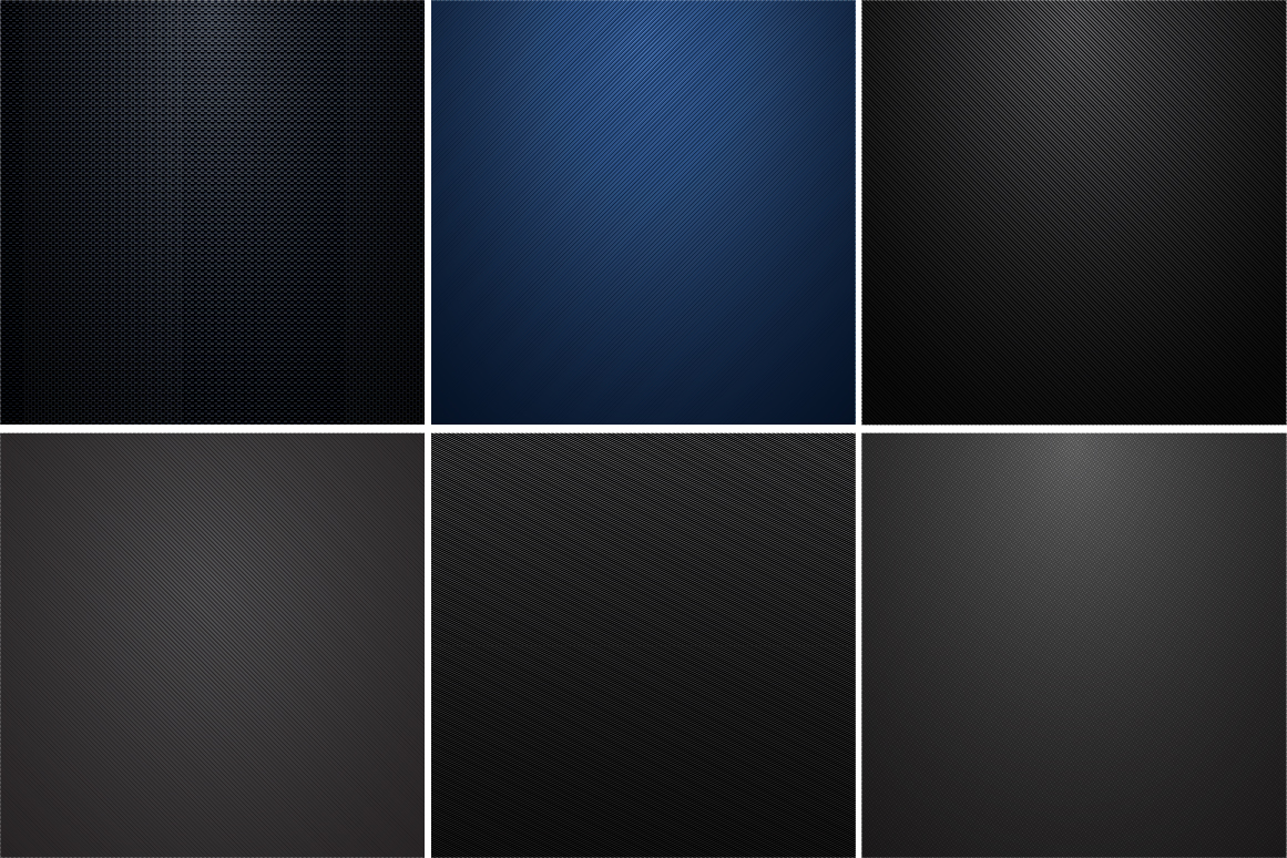 Carbon metallic backgrounds. example image 1