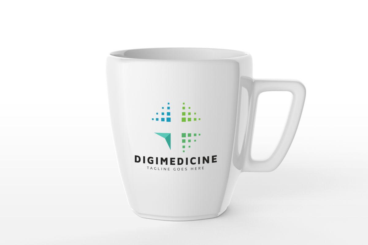 Digital Medicine Logo example image 4