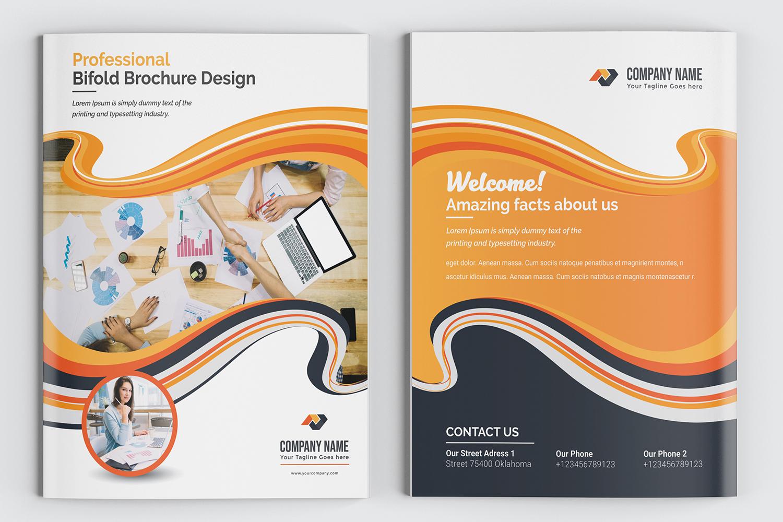 Bifold Brochure example image 13