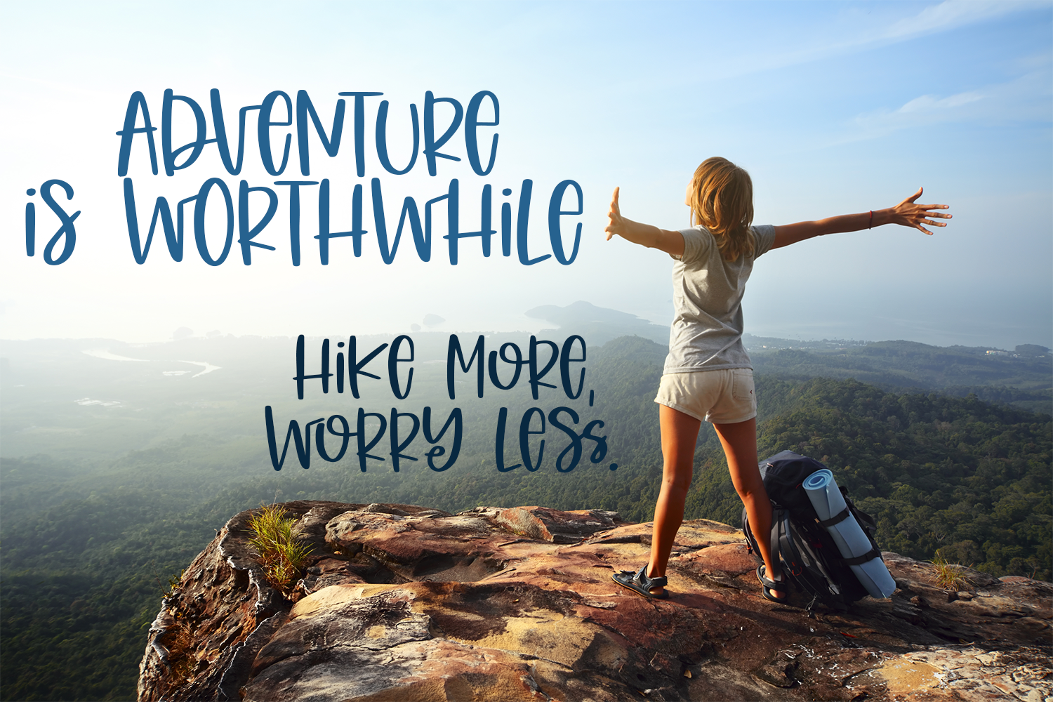 Lovely Adventures - A Quirky Hand-Written Font example image 6