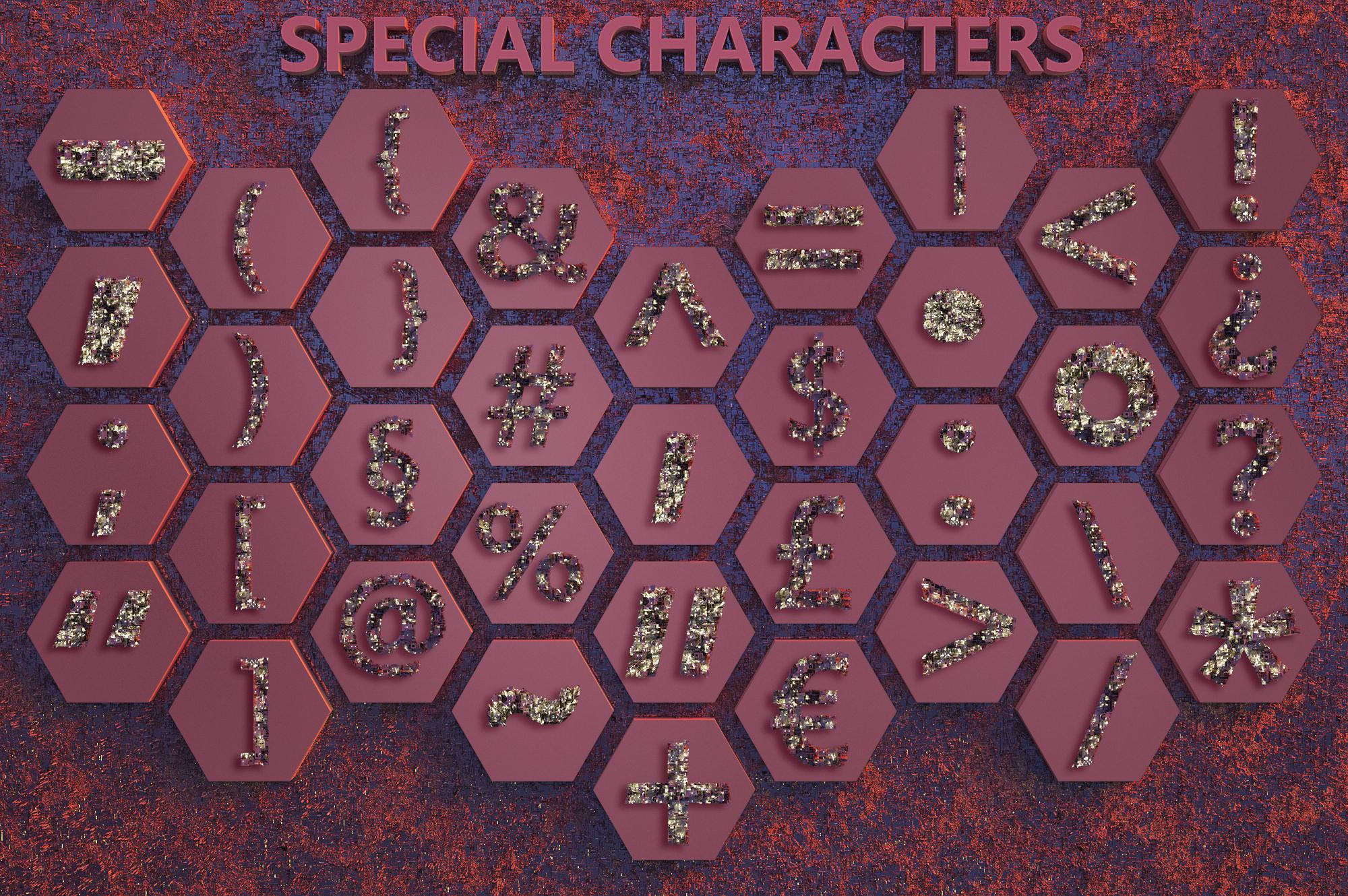 Microchip | Azbuka | Alphabet example image 8