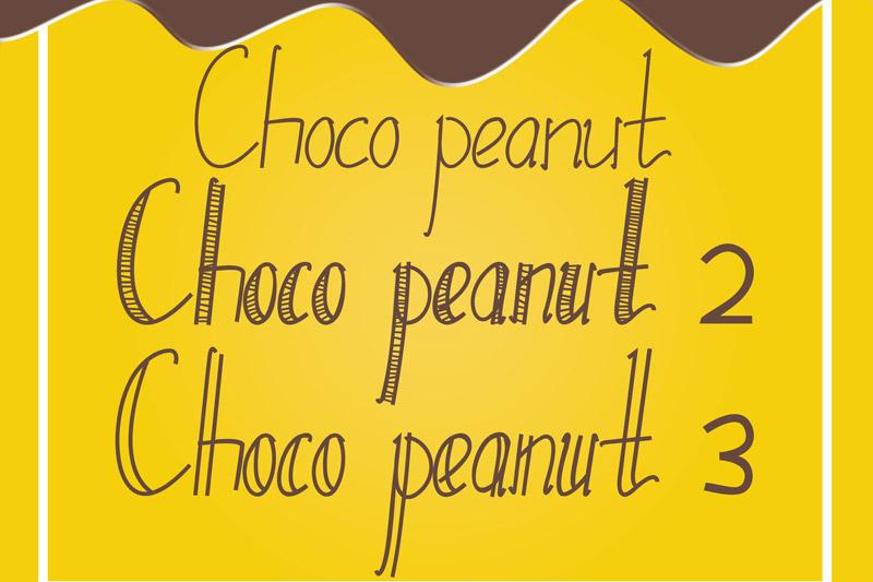 Choco peanut example image 14