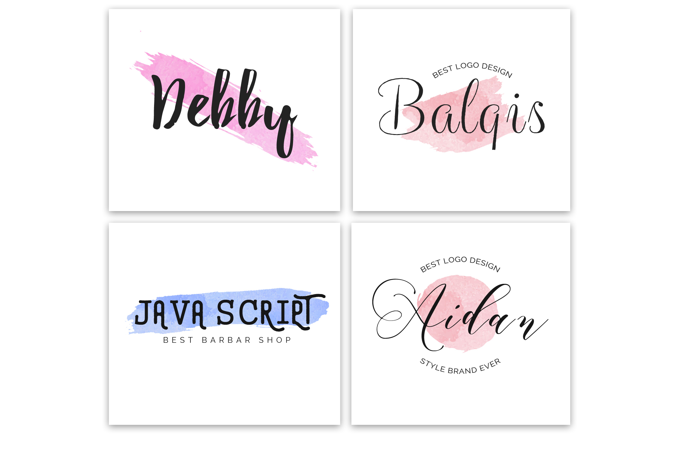 65 Best Branding Logo Templates example image 11