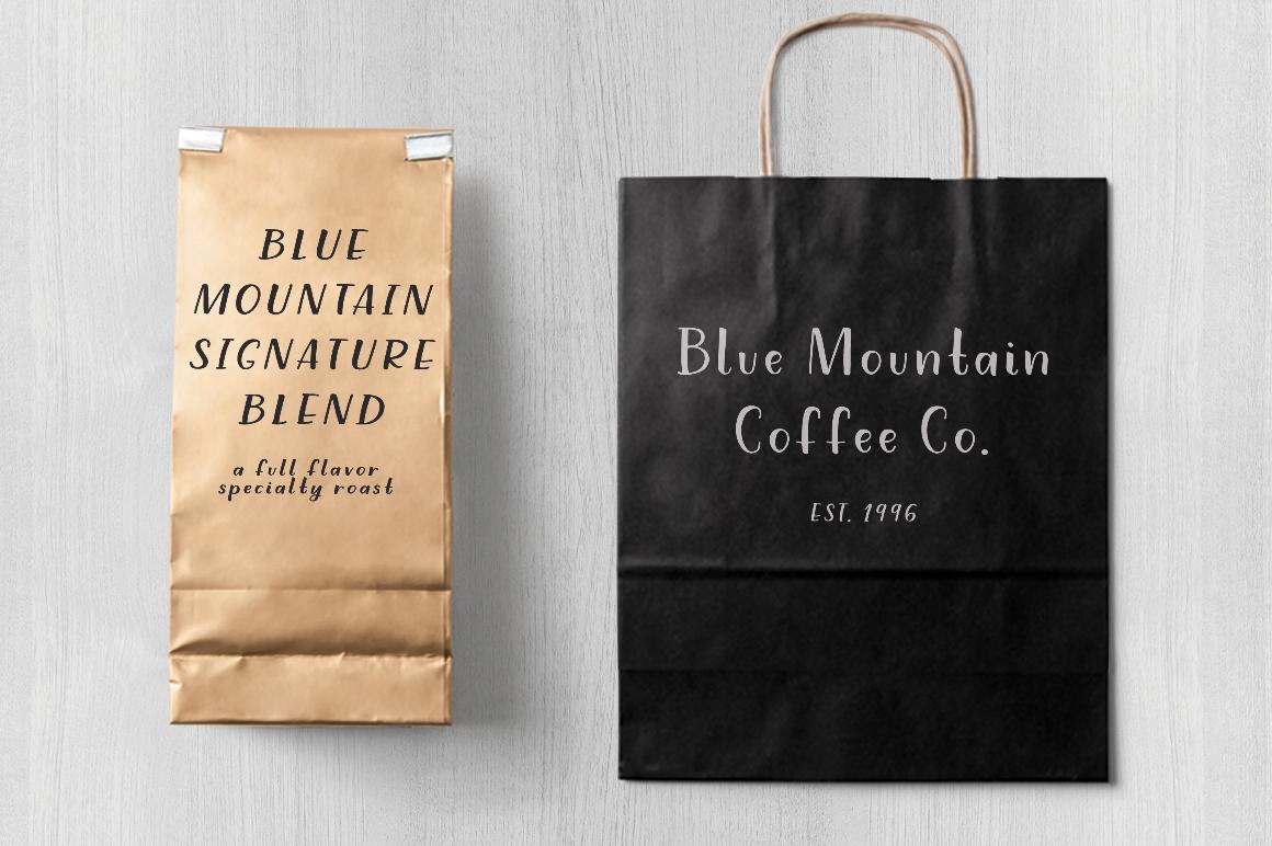 Blue Mountain Espresso example image 4