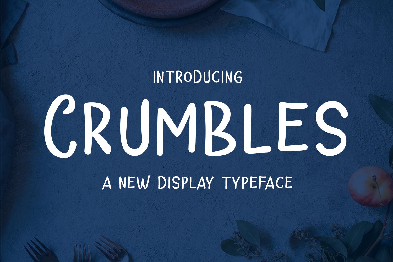 Crumbles & Bonus Extras example image 2