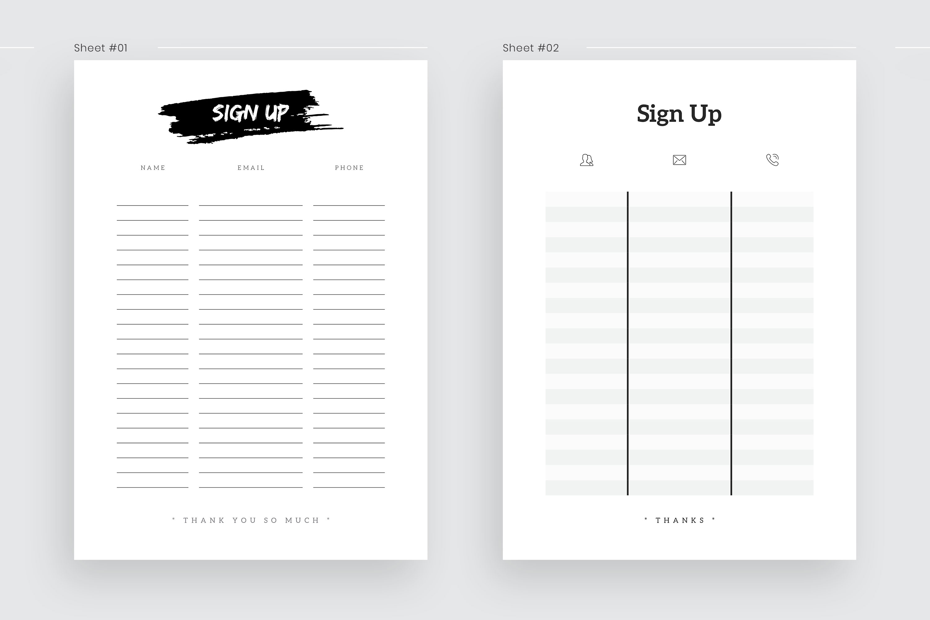 Sign Up Template example image 5